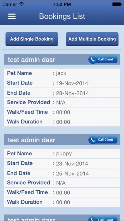 Pet Sitting & Dog Walking screenshot-3