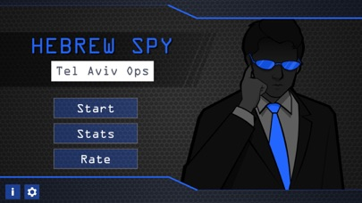 Hebrew Spy: Tel Aviv Ops Pro Screenshot