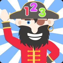 Pirate Treasure Maths - addition learning game