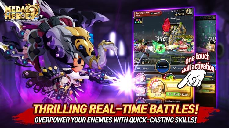 Medal Heroes : Arena Battle screenshot-4