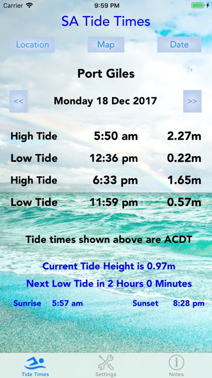 SA Tide Times screenshot-3