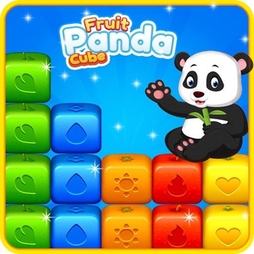 Panda Fruit Cube