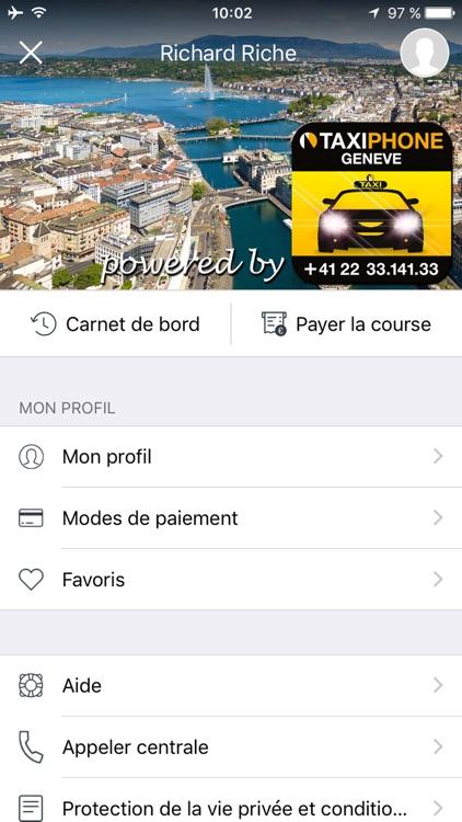 Taxiphone Genève screenshot-4