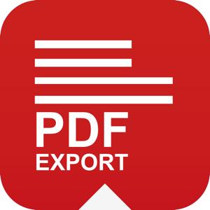 PDF Export app