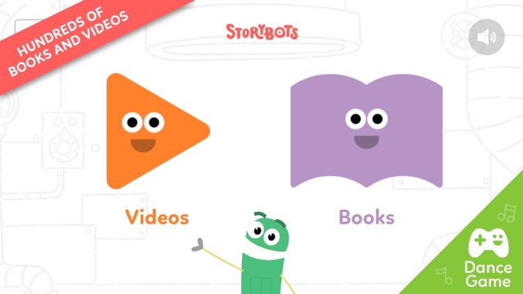StoryBots – Fun & Learning screenshot-0