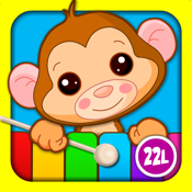 Abby Musical Puzzle: Kids Animal Piano Toy for Toddler Loves Music icon