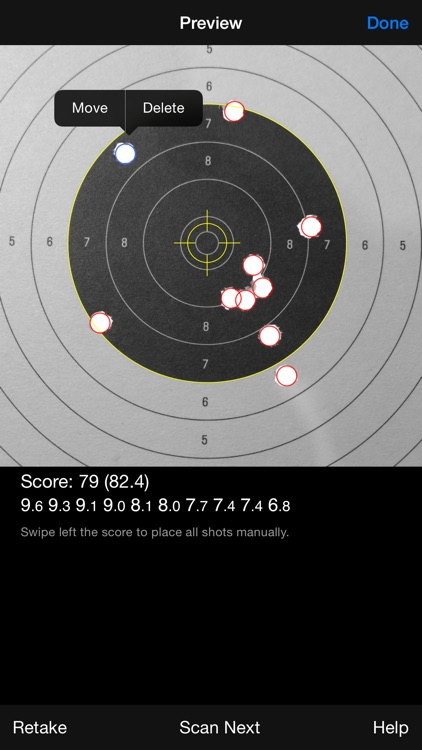 TargetScan - Pistol & Rifle screenshot-2