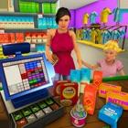 supermercato shopping giochi icon
