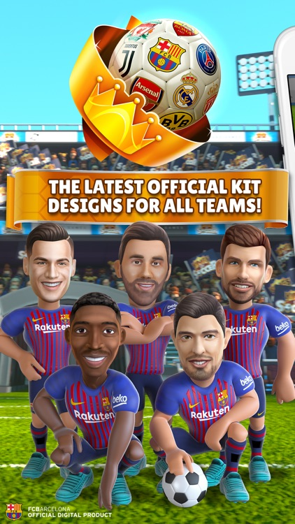 Kings of Soccer 2019 screenshot-2