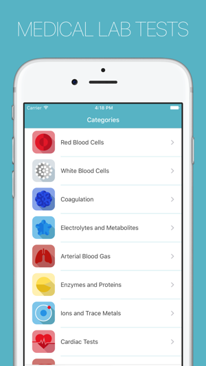 Medical Lab Tests on the App Store