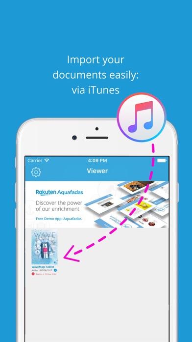 Digital Content ViewerScreenshot of 1