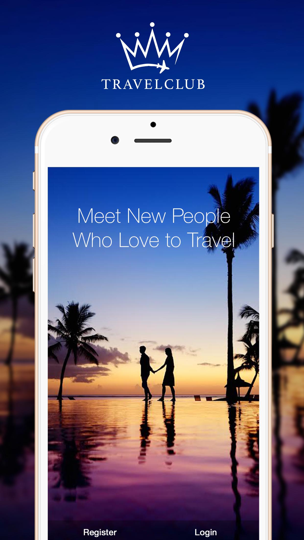 TravelClub - Meet and Travel Screenshot