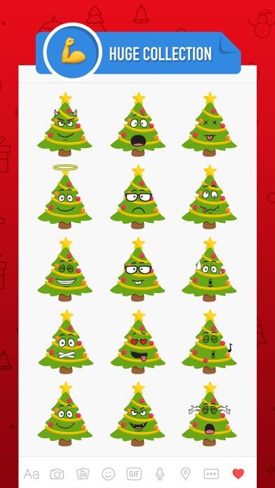 Merry Christmas Stickers 2017 screenshot three