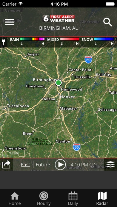 download WBRC First Alert Weather apps 2