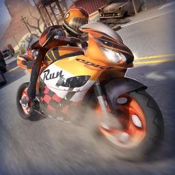 经典摩托车游戏-益智单机小游戏