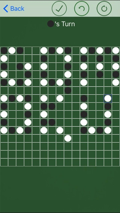 Gomoku Tic Tac Toe.. screenshot 1