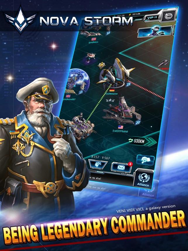 Nova Storm: Stellar Empires on the App Store on
