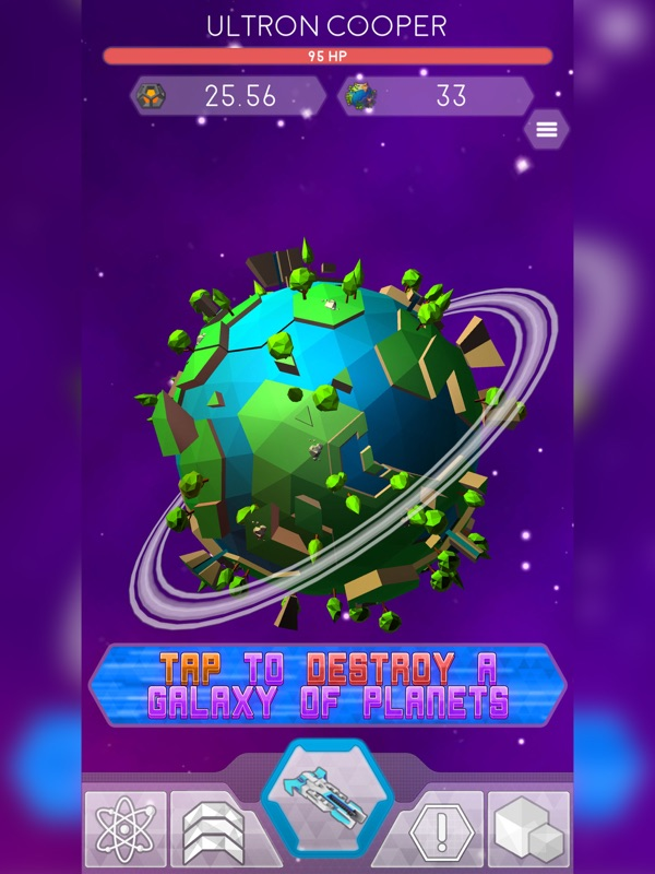 Pocket Galaxy - Space Clicker - Online Game Hack and Cheat