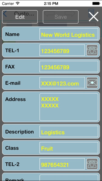 TC Invoicing screenshot-4