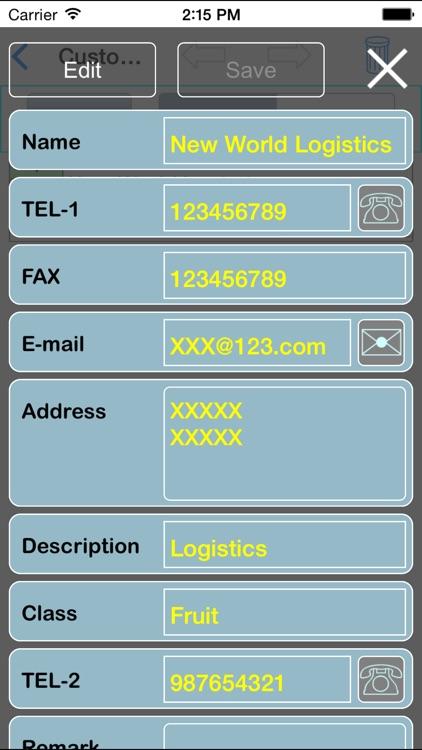 TC Invoicing screenshot-4