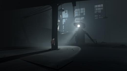 Playdead's INSIDE App 截图
