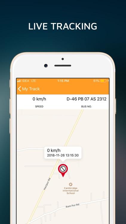 Nextra Track Parents App