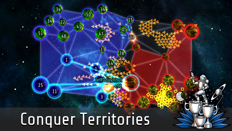 Galcon 2: Galactic Conquest screenshot-3