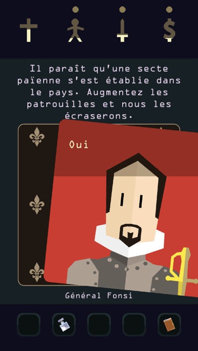 Screenshot #1 pour Reigns: Her Majesty