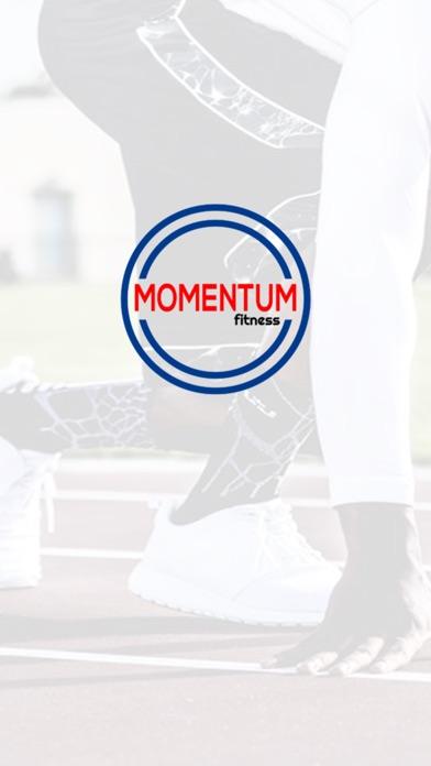 Momentum Fitness GA screenshot