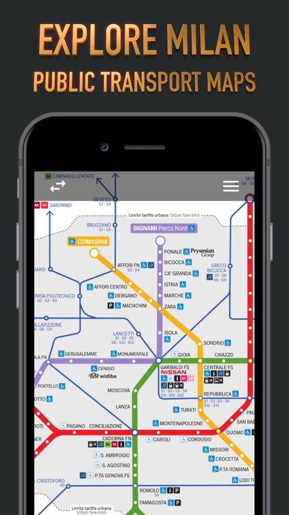 Milan Metro and Transport by Georgi Zlatinov