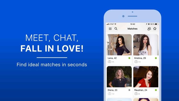 AnastasiaDate & chat app