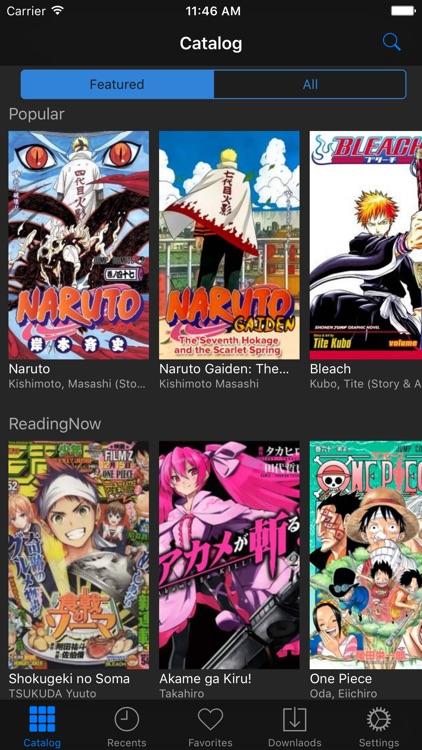 The Manga.