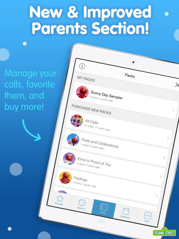 Elmo Calls screenshot