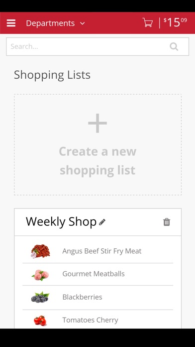 goGroceri screenshot 4