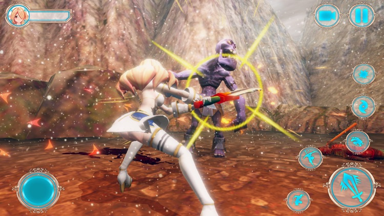 Soul Goddess- Hero Battle 2018