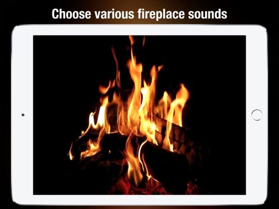 Screenshot #3 for Fireplace Live HD