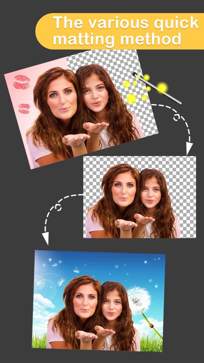 Pro KnockOut- Mix Photo Editor Screenshot