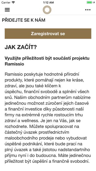 Ramissio screenshot 7