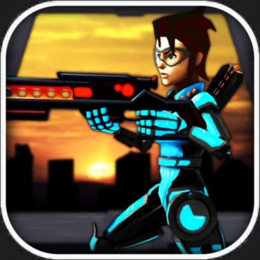 Metal Army Strike 3D War Force