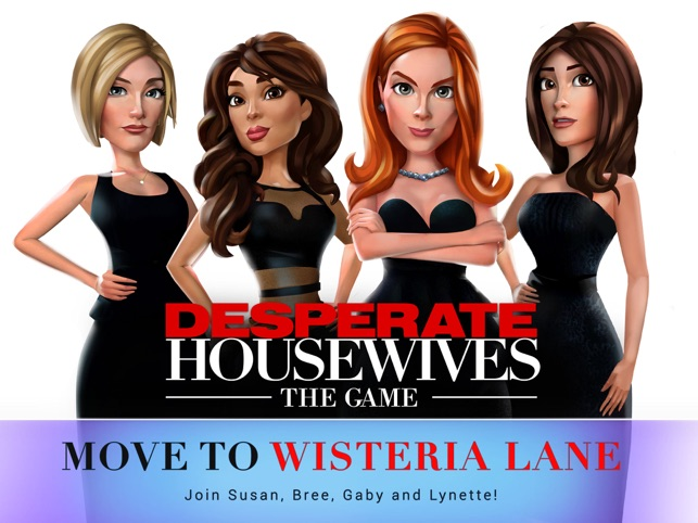 ‎Desperate Housewives: The Game Screenshot