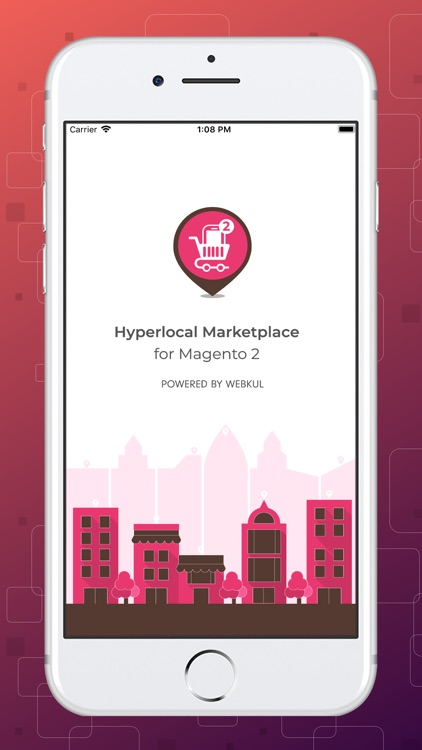 Magento2 Hyperlocal Mobile App by Mobikul