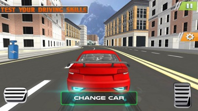 Screenshot for Journey Around City: Driving C in Spain App Store