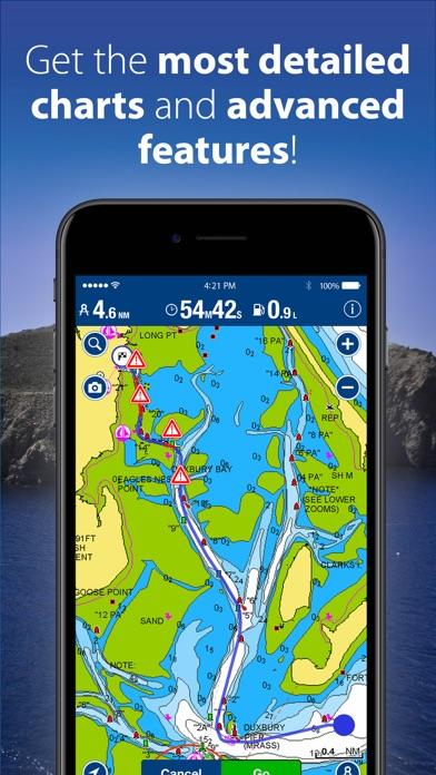 Boating Caribbean&S.America Screenshot