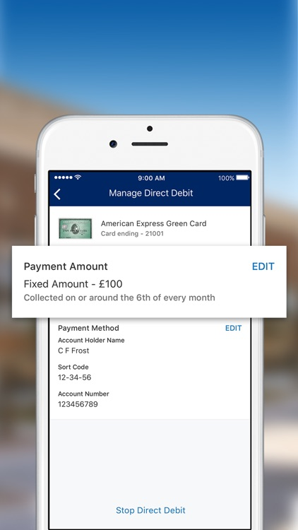 Amex UK screenshot-4