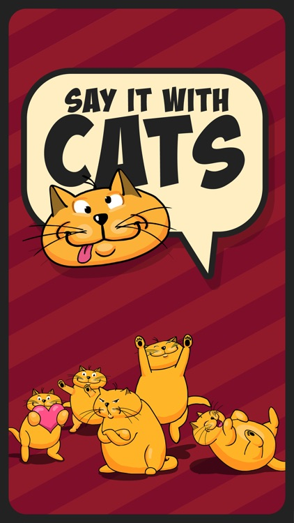 Say it with fat CATS screenshot-3