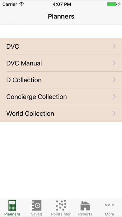 Dvc Planner review screenshots