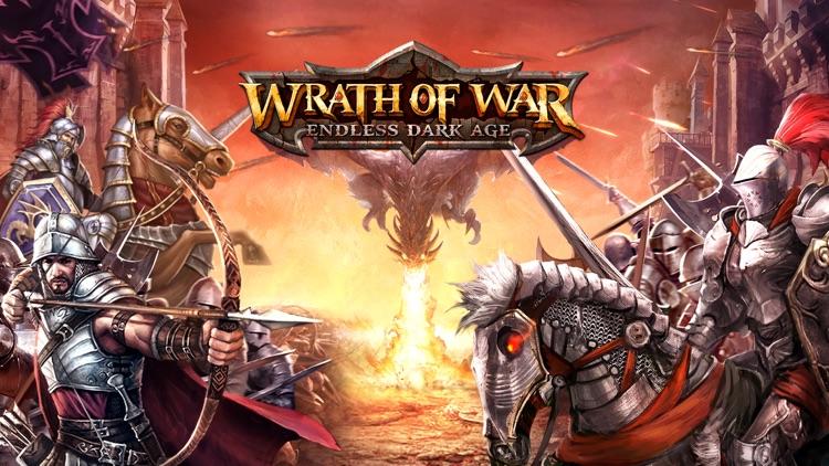 Wrath Of War: Endless Dark Age screenshot-4