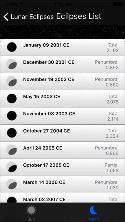 Eclipse Calculator screenshot-4