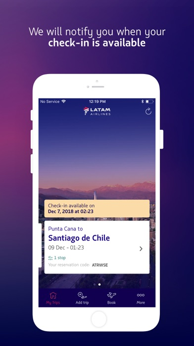 Latam By Latam Airlines Group S A Ios United States Searchman