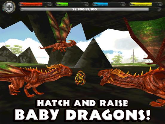 Скачать игру World of Dragons: 3D Simulator